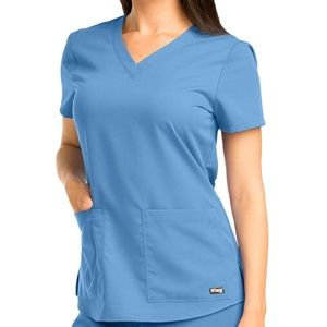 NWT- Grey's Anatomy scrub top